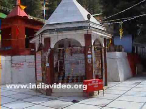 Bhageeratha Temple at Gangotri, Uttarakashi