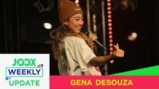 Gena Desouza LIVE | รายการ JOOX Weekly Update [23.11.18]
