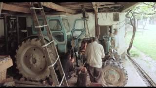 Трактор Т40 | Замена коренного сальника за 2 минуты!