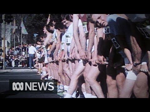 Marathon legend Robert De Castella wins Sydney's City to Surf (1977) | RetroFocus