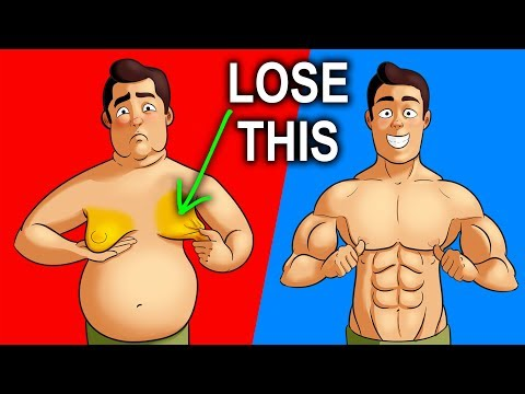 3 Steps To Lose Chest Fat FAST