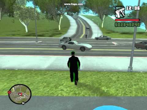 How To Use Portal Gun Mod In Gta Sa