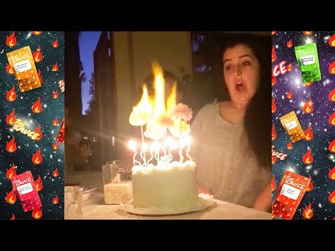 NEW Ultimate Funny BIRTHDAY FAILS Compilation | The Sauce February 2018