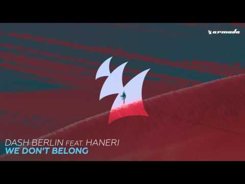 Dash Berlin feat Haneri   We Dont Belong