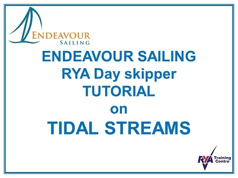 Tidal Streams | RYA Day Skipper