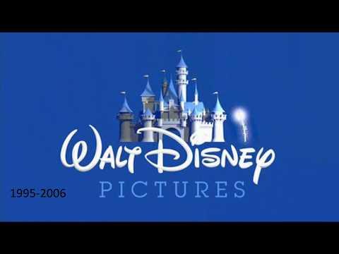 Evolucion Del Logotipo De Walt Disney Pictures (1977-present)