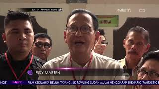 Tio Pakusadewo Hadiri Sidang Dengan Ditemani Beberapa Selebriti