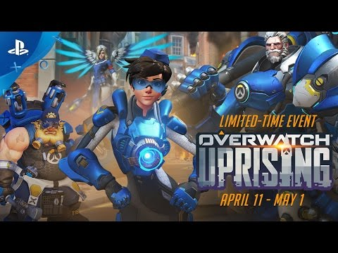 Welcome to Overwatch Uprising! | PS4