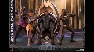 Hot Toys Wakanda Throne