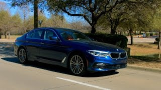 2017 BMW 530i Test Drive and Review
