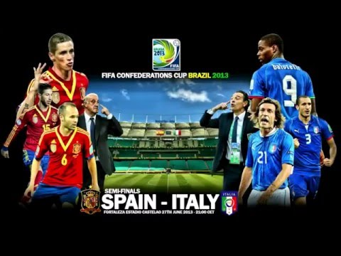2013 FIFA Confederations Cup - All Goals