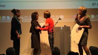 Prix Annick Marnef 2012 - Sauvez Mon Enfant asbl