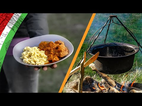 PÖRKÖLT | Traditional Hungarian MEAT STEW | Derived From GOULASH | Episode 11 |