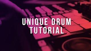 Unique Drum Tutorial (FL Studio Tutorial)