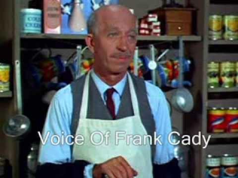 Actor Frank Cady