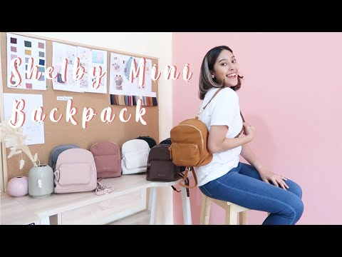 Review Shelby Mini Backpack by Merche