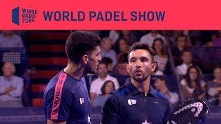 World Padel Show versión Estrella Damm Madrid Master