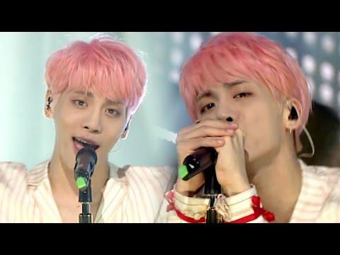 《Comeback Special》 JONGHYUN(SHINee)(종현) - White T-Shirt @인기가요 Inkigayo 20160529