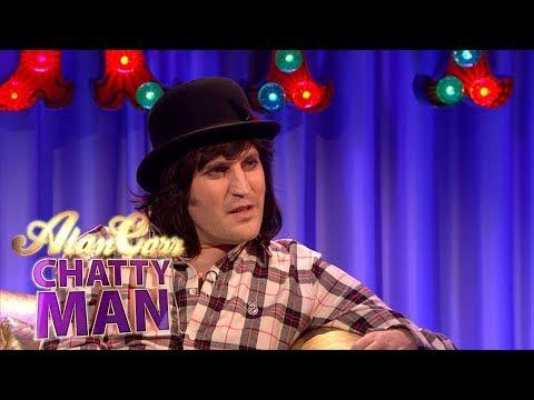 Noel Fielding  Full  on Alan Carr: Chatty Man