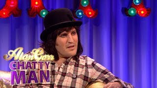 Noel Fielding On Great British Bake Off | Full Interview | Alan Carr: Chatty Man