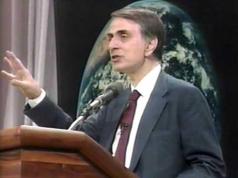 Carl Sagan Keynote Speech at Emerging Issues Forum
