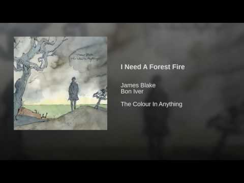 11. JAMES BLAKE - I Need A Forest Fire feat  Bon Iver