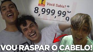 9 MILHÕES DE INSCRITOS! MOMENTO EXATO!!