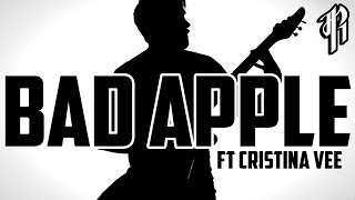 BAD APPLE!! || METAL COVER by RichaadEB ft. Cristina Vee MP3