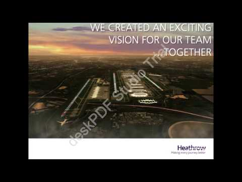 Chris Hughes - CPO, Heathrow