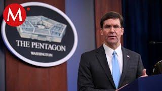 Estados Unidos ofrece a Irán diálogo para bajar tensiones