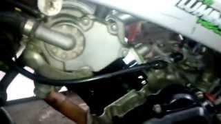 Vixion 220cc Built By VJ Racing Speed