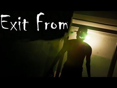 Взглянем на Exit From | ХОРРОР | КАК МЫ ВСТРЕТИЛИ НОВЫЙ ГОД