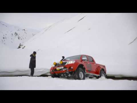 Arctic Trucks Experience - Self Drive Winter Tour