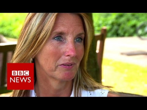'Shock' of anorexia in later life - BBC News