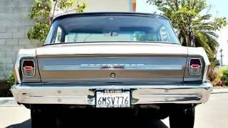 1964 Chevrolet Nova (National City, California)