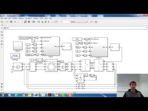 DFIM Tutorial 5 - Symmetrical Voltage Dips Analysis in DFIG based Wind Turbines