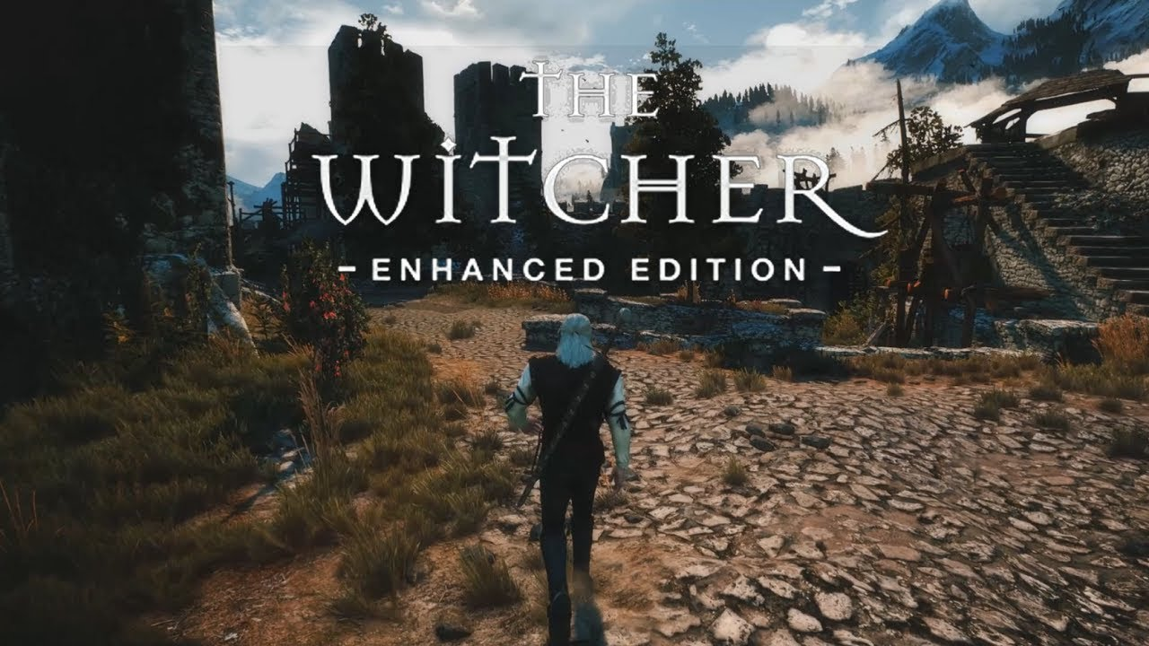 The Witcher 1 Prologue Remastered [Ultra Graphics-1080p-60fps]