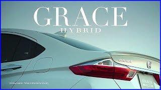 HONDA GRACE HYBRID.