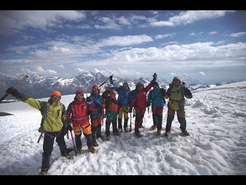 7FT Elbrus Kaukaus Expedition