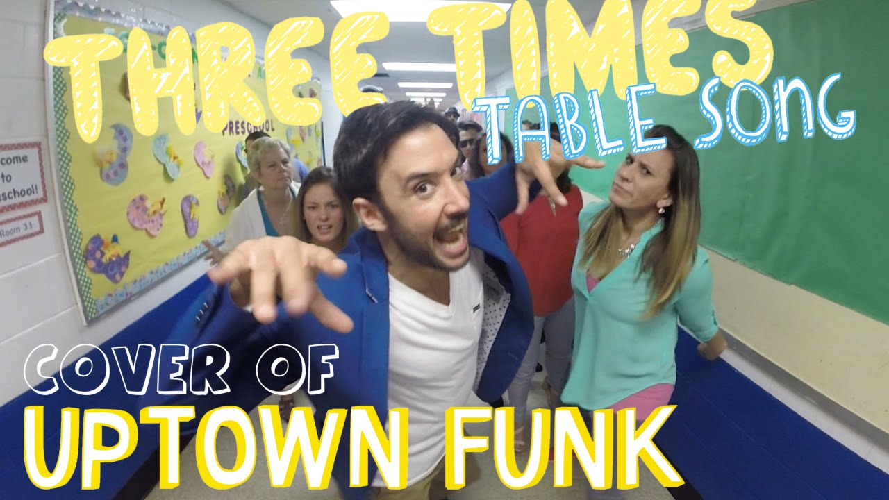 Three times table song cover of uptown funk by mark ronson and three times table song cover of uptown funk by mark ronson and bruno mars youtube gamestrikefo Choice Image