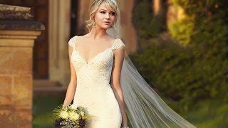 видео Свадебные платья и прически