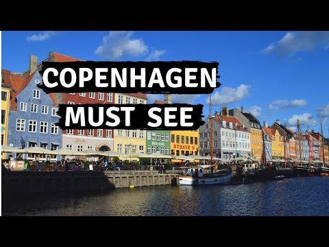 Copenhagen Places to visit |2| Breathtaking Nyhavn | Christiansborg palace |