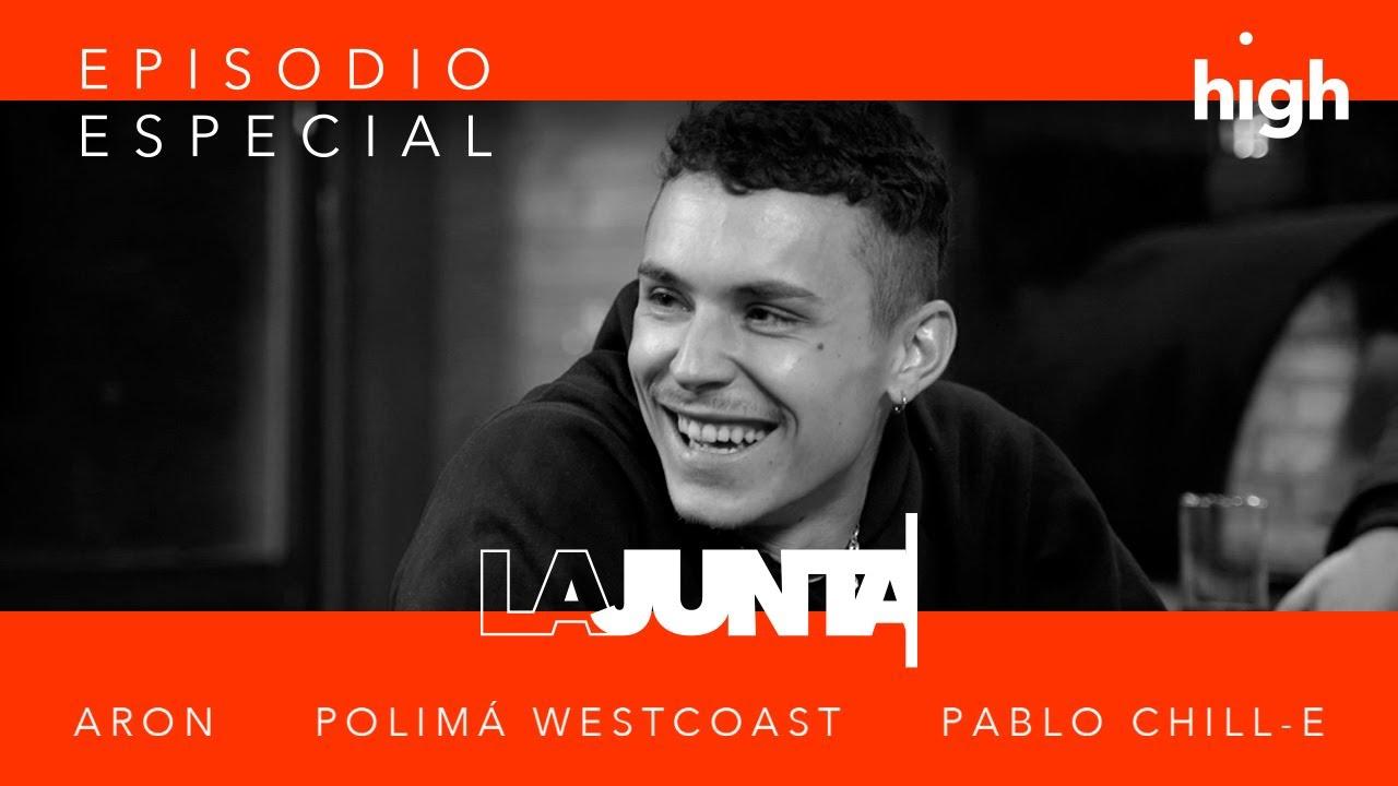 LaJunta | Entrevista a ARON PIPER, POLIMÁ WESTCOAST Y PABLO CHILL-E.