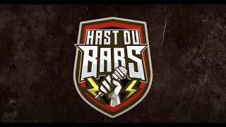 ANIMUS | Hast du Bars ?! | #freestyle1