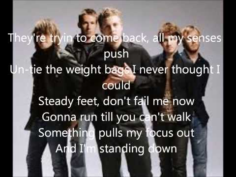 One Republic - Stop and Stare + Lyrics
