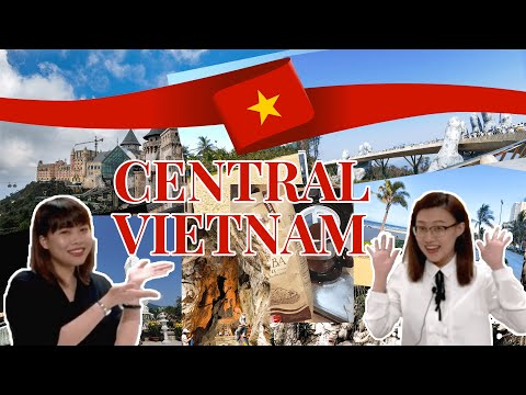 Virtual Travel With Super - Central Vietnam Episode 3 (Chinese)