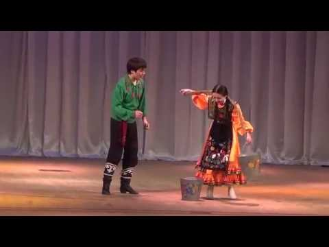 Башкирский танец ''У