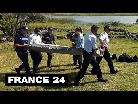 Reunion Island: wreckage found almost certainly Malaysia Airlines MH370 plane