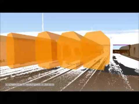 Bridge Virtual Design - Lidar Integration