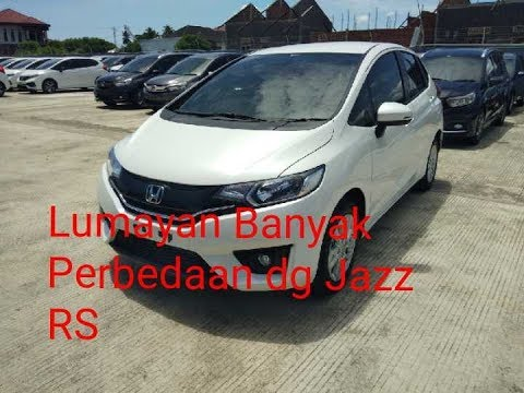 Review Honda Jazz S CVT 2018